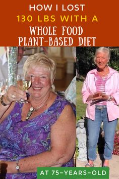 Esther Loveridge was able to loss 130 lbs and regain her health on a whole food plant-based diet. This is an incredible WFPB weight loss success story! #wfpbweightloss #plantbaseddietsuccessstory Plant Based Eating, Plant Based Diet, Weight Loss Program, Weight Loss Tips, Weight Loss Success Stories, Success Story, Plant Based Nutrition, Health And Fitness Articles, Weight Watchers Meals