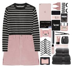 """I Had To Learn How To Fight For Myself"" by theafergusma ❤ liked on Polyvore featuring TIBI, NARS Cosmetics, Chanel, Fujifilm, Vanity Planet, GHD, SUQQU, Christy, Clinique and Neutrogena"