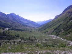 vallée de la Guisane