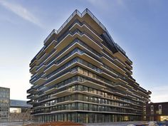 MVRDV — Westerdok Apartment Building