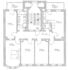 Groß und Klein unter einem Dach und zB 14qm mit Balkon für Dich? - WG-Zimmer Leipzig-Nähe Stannebeinplatz