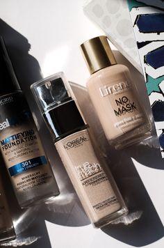 Loreal, Serum, Minerals, Foundation, Perfume Bottles, Make Up, Beauty, Nails, Blog