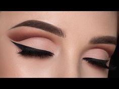 Warm Cut Crease Makeup Tutorial | ABH Modern Renaissance - YouTube