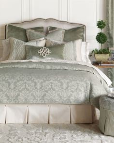 Eastern Accents Lourde Bedding & 300TC Juliet Sheets