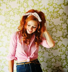 Oh You Crafty Gal: Big Sexy Vintage Voluminous Sixties Retro Hairstyle Tutorials