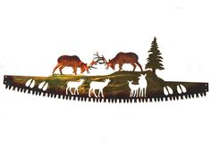 Excited to share this item from my shop: Crosscut Saw With Elk Fighting Hunting Lodge or Mountain Cabin Metal Wall Art Elk Hunting Colorado, Hunting Art, Coyote Hunting, Pheasant Hunting, Turkey Hunting, Archery Hunting, Hunting Humor, Hunting Quotes, Hunting Tips