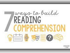 7 Ways to Build Read