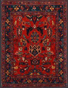 Persian Bidjar Oriental Rug #39623