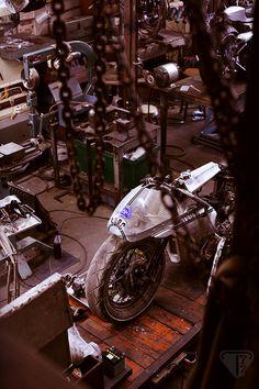 Chabott Engineering - Shinya Kimura by Transmission77