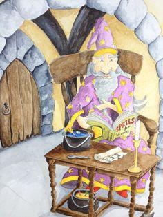 Children's book illustration by Tamalia Reeves-Pyke, via Behance