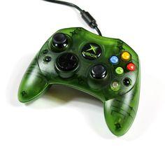 Microsoft Xbox Original Controller S,Gamepad,Joypad,für XBOX