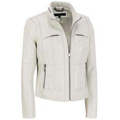 96d50806 Women Leather Jacket Coat Genuine Lambskin Pure Leather Bomber Biker Jack  WJ476 #fashion #women