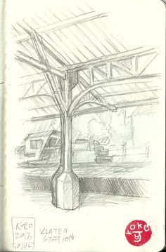 klaten train station Train Station, Doodles, Sketches, Drawings, Travel, Viajes, Traveling, Drawing, Paintings