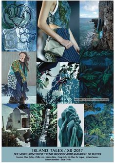 FASHION VIGNETTE: TRENDS // MARIEKE DE RUITER - PRINT/PATTERN/COLOR TREND FORECAST . SS 2017- SS 2018