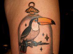 toucan tattoo - Google Search