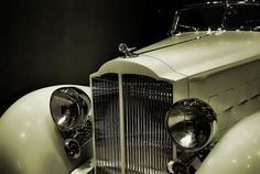 1934 Packard Twelve Runabout Speedster, formerly owned by Clark Gable | Flickr - Photo Sharing!