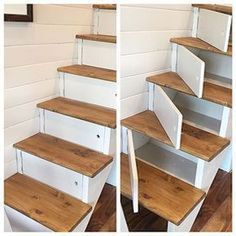 diy wood projects for home diy wood projects ; diy wood projects for beginners ; diy wood projects to sell ; diy wood projects for home ; diy wood projects for men ; diy wood projects for kids ; Diy Wood Projects, Home Projects, Easy Woodworking Projects, Beach House Decor, Diy Home Decor, Stair Storage, Diy Storage, Stair Drawers, Stairs With Storage