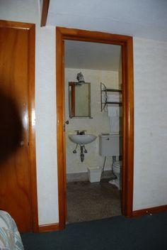 old bathroom fixture, floor, interior