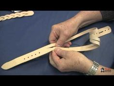 ▶ 3-Strand Mystery Braid - YouTube- he demonstrates nice & slow & he's got such a mellow voice :)