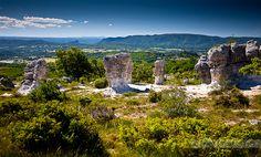 Rochers des Mourres - Forcalquier - Provence - France