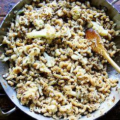 Broccoli rabe anchovies pasta recipe