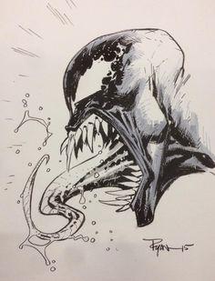 Venom by Ryan Ottley *