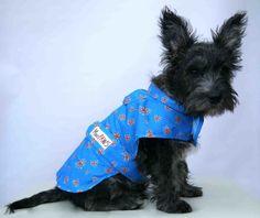 Mac PAWS Pac 'A' Mac Dog Rain Coat - SidsStuff.com