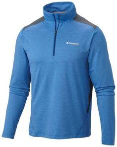 Men s Titan Ice™ Half Zip Shirt 6acc43f1e884