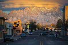 Las Cruces, New Mexico USA...
