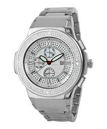 #Silver_Tone Mother-Of-Pearl #Watch with 87% #OFF. Buy now at £399.00 http://www.comparepanda.co.uk/group-deal/53161457663/silver-tone-mother-of-pearl-watch