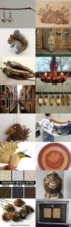 Rustic and Wild by Nancy Swantek on Etsy--Pinned with TreasuryPin.com #integritytt