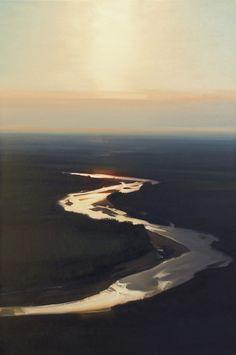 River oils | Lisa Grossman