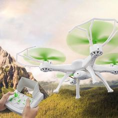 Mini Drone JJRC H29GH 5.8G FPV RC Quadcopter 2.4G 4CH 6-Axis Gyro Fixed Height Mode Drone with camera 2MP RC toys for children