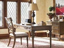 French Writing Desk - Traditional