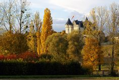 The warm shades of Automn