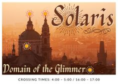 A banner image depicting the domain of Solaris from The Cruel Gods. Banner Images, Novels, Sky, Fantasy, Movie Posters, Heaven, Heavens, Film Poster, Fantasy Books