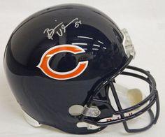 Brian Urlacher Signed Bears Riddell Full-Size Replica Helmet