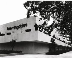 Bloomingdale's Dept. Store on Franklin Ave. – now Sears - Garden City NY - Long Island