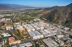 The Warner Bros. studio lot in Burbank California Love, Hollywood California, Los Angeles California, Southern California, Hooray For Hollywood, Old Hollywood, Las Vegas, Near Dark, Warner Bros Studios
