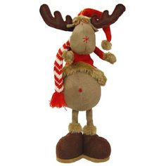 Christmas Moose Decorations