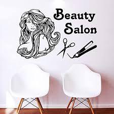 Resultado de imagen para vinilos decorativos para salon de belleza