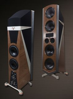 """""""Right out of the box the V erupted in the best performance I have heard from any speaker in my room regardless of design..."""" Read the latest review of the Legacy V system by Doug Schroder, Dagogo.com"""