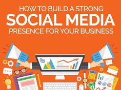 zhannadesign: How to Build a Strong Social Media Presence