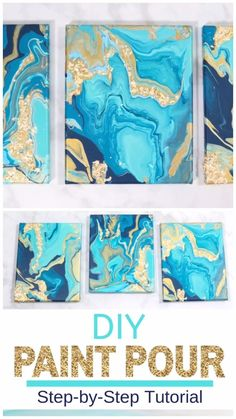 Diy Canvas Art, Diy Wall Art, Diy Artwork, Canvas Crafts, Wall Decor, Joann Crafts, Diy Crafts, Resin Crafts, Resin Art