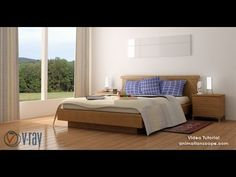 In this Tutorial for 3ds Max i will show you how to render an interior scene using Vray as a rendering Engine, This is a step by step tutorial on how to use ...