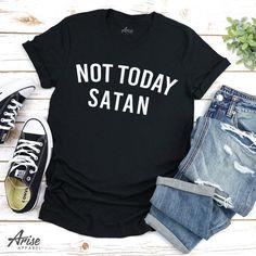 Papa T Shirt, Dad To Be Shirts, Christian Shirts, Christian Apparel, Quality T Shirts, Red Shirt, Marathon, Shirt Style, Long Sleeve Shirts