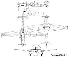 Ta-152 plan