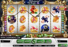 Jouer avec cette passionnante machine à sous 25 lignes Diamond Dogs et suivez les chiens voleurs de diamants !   http://www.casinobens.com/machine-a-sous-25-lignes-diamond-dogs.php