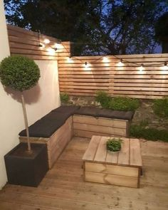 large DIY wooden terrace guinguette large DIY wooden terrace guinguette The post large DIY wooden terrace guinguette appeared first on Terrasse ideen. You are in the right place about garden decoration natural Here we offer … Backyard Seating, Backyard Patio Designs, Backyard Landscaping, Backyard Ideas, Deck Patio, Landscaping Ideas, Outdoor Seating, Pergola Ideas, Diy Garden Seating