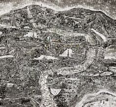 New work by Sohei Nishino | 10,000 contact sheets collaged together to create map of Bern, Switzerland